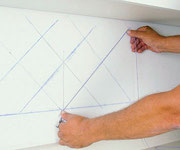 How to install a tile backsplash: plan it out first!