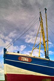 Tön4 im Tönninger Hafen