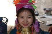 Frau eines Karen-Stammes
