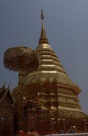 Goldener Chedi, Wat Doi Suthep