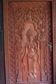Verzierte Tür