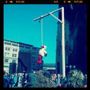 Eltern- und Hebammenprotest in Köln am 8.3.2014 von Bianca Arslan