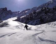 Skitouren im Lesachtal mit Schneegarantie