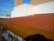 Techos de teja Navarra