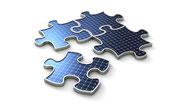 solartechnik, photovoltaik montage
