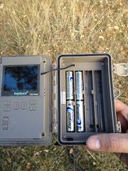 Las juntas tóricas aseguran la estanqueidad en el interior de la cámara
