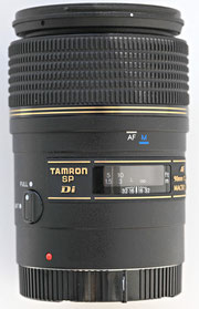 Tamron 90/2.8 SP di macro