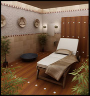 Spa Interior by ~angga2502