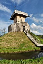 Geschichtspark Bärnau im Landkreis Tirschenreuth - Bayern