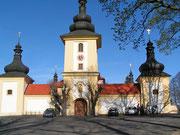 Wallfahrtskirche in Böhmen Maria Loreto