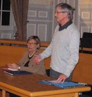 Claire Côme & Pierre Cadoret