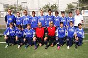 Die Fuldaer Auswahl ist mit zwei Teams vertreten