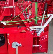 Mechanische Forstseilwinde KGD