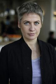 Claudia Weiss zu Gast in der Mathilde