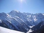 Panorama von der Furkelhütte aus