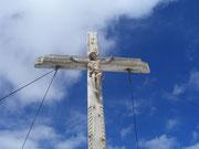 Gipfelkreuz Rassas