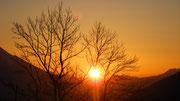 Sonnenaufgang auf Valatscha