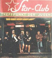Schallplatte des Star-Clubs