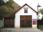 Fassadenreinigung Feuerwehr