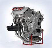 MV AGUSTA BRUTALE 675エンジン