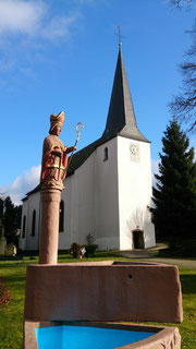 St. Paulin Kirche in Bischofsdhron