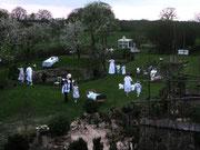 Elfentanz im Biedermeierpark 2012