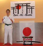 Zen-Ki-Budo -Jiu-Jitsu-Dragon