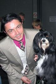 Tibet Terrier Peter Künzel Oelde_CAC + CACIB Erfurt 2011