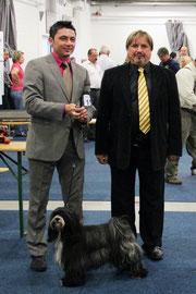 Tibet Terrier Oelde Peter Künzel CACIB Gießen