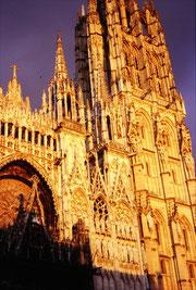 Rouen, Kathedrale (Westfassade)