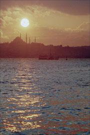 Istanbul, Süleymaniye-Moschee