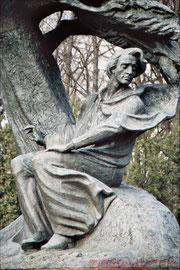 Warschau, Chopin-Denkmal