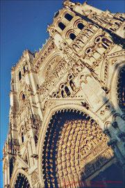 Amiens, Westfassade