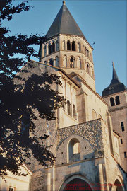 Cluny, Klosterkirche