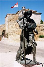 Carrión d.l. Condes, Pilgermonument