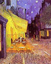 van Gogh, Arles, Nachtcafé
