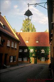 Augsburg (Fuggerei), Ochsengasse