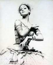Jane Landon als Raymonda, © Anthony Crickmay*
