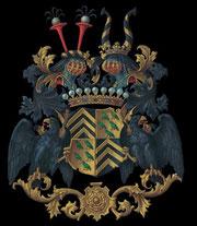 Wappen der Familie Berlepsch