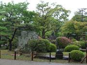 現在の名古屋城・二ノ丸