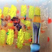 art-thérapie peinture