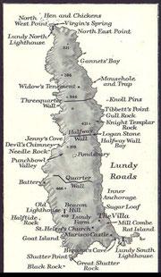 Lundy Island.
