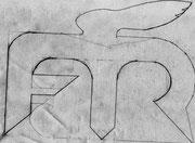 erster Logo Entwurf