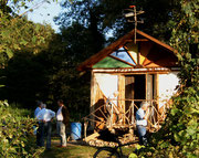 Strohballenhaus Zippelsförde