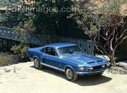 Mustang Shelby GT500 1968