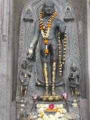 ブッダと菩薩の像
