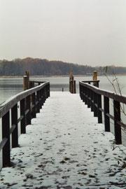 Winter in Ferch