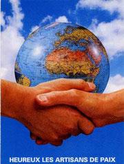 Ensembles vers l'amour et Gaia, la terre