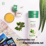 Réagissez avant d'être fatigué !  Prenez REISHI Plus et une boisson aloe vera Maintenant !!! Aloe vera sante beaute LR Health & Beauty