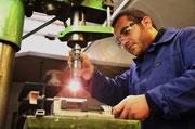 Handwerk: Metallbearbeitung